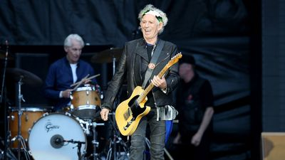 Keith Richards' New York City penthouse apartment for sale