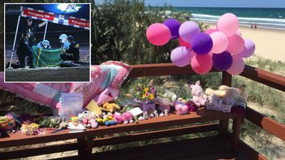 Baby who washed ashore on Gold Coast beach was 'sacrificed'