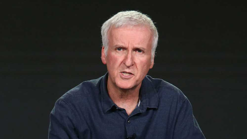 Hollywood Director, James Cameron
