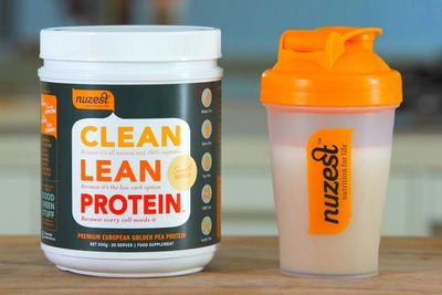 Nuzest protein powder indecision bundle