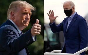 Trump v Biden debate live: Tensions rise ahead of first clash