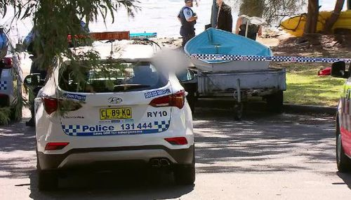 Police did not immediately treat Ms Haddad's death as suspicious. (9NEWS)