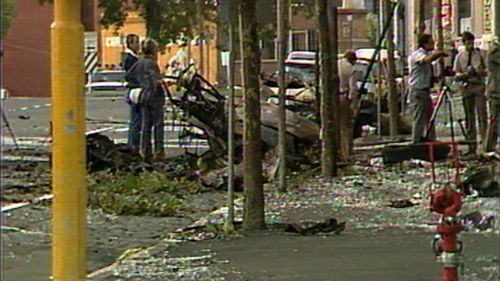 The 1986 Russell Street bombing rocked Melbourne.