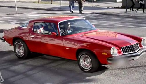 Intern wrecks boss's Maserati (Gallery)