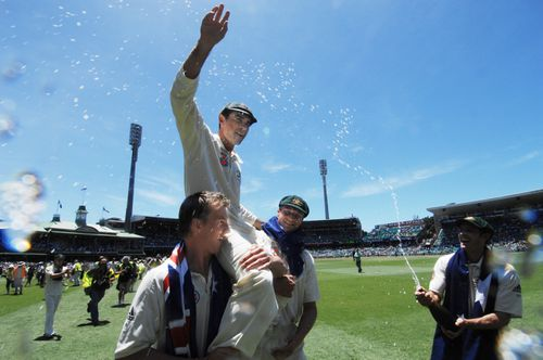 Langer is one of Australia's greatest ever opening batsmen. (AAP)