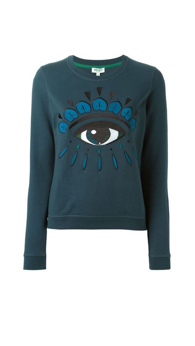 "<p><a href=""http://www.farfetch.com/au/shopping/women/kenzo-eye-sweatshirt-item-11066422.aspx?storeid=9446&ffref=lp_25_16_"" target=""_blank"">Eye Sweatshirt, $262.30, Kenzo at farfetch.com</a></p>"