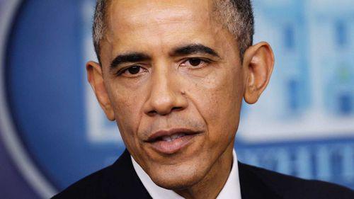 North Korea hacks 'cyber vandalism' not act of war says Obama