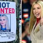 'Not Wanted' posters featuring Ivanka Trump pop up in New York