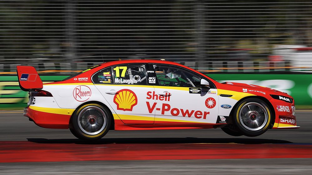Van Gisbergen on Supercar provisional pole