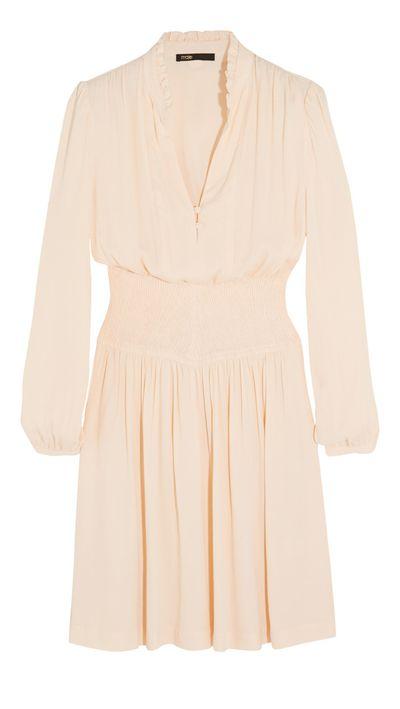 "<p><a href=""http://www.net-a-porter.com/au/en/product/621962"" target=""_blank"">Dress, $283.56, Maje at net-a-porter.com</a></p>"