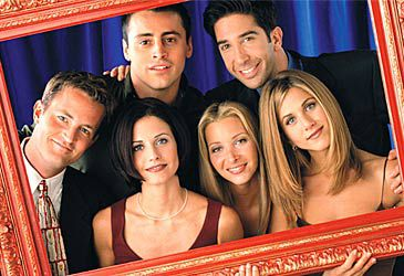 Daily Quiz: What is the title of the theme song from Friends?