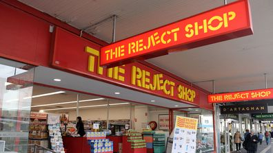 Shoppers could save big by doing their groceries at the Reject Shop.