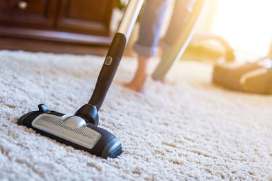 At least you see an instant result when you vacuum