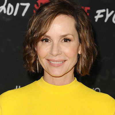 Embeth Davidtz as Miss Honey: Now