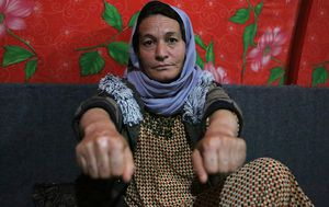 Raped, abused and sold 17 times: Life as an ISIS slave