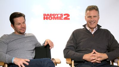 Mark Wahlberg and Will Ferrell talk masculinity, awkward 'fist fight' in 'Daddy's Home 2'
