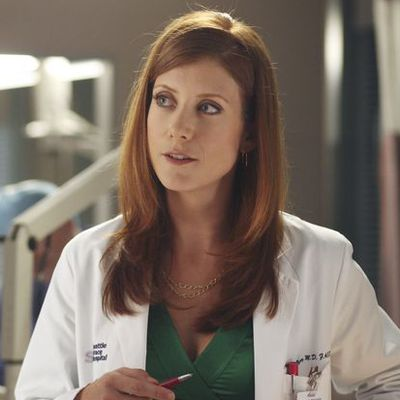 Kate Walsh as Addison Montgomery: Then