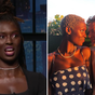 Jodie Turner-Smith had a 'one-night stand' when meeting Joshua Jackson