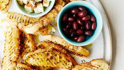"""Recipe: <a href=""""http://kitchen.nine.com.au/2017/04/18/15/33/toasted-turkish-fingers"""" target=""""_top"""">Toasted Turkish fingers</a>"""
