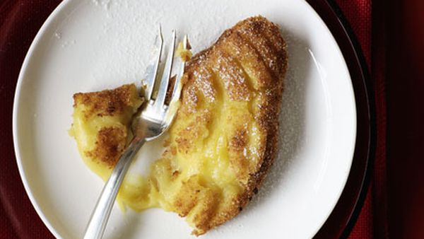Fried custard