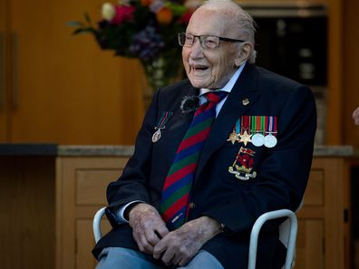 Captain Sir Thomas Moore funeral details