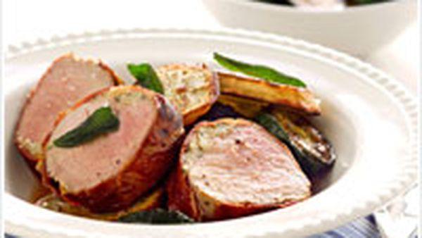 Mini pork roast