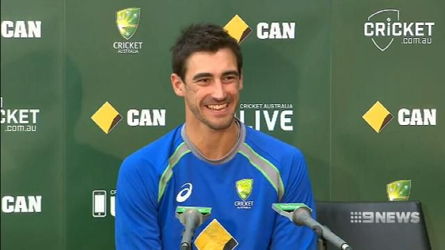 Starc looking forward to Boxing Day Test