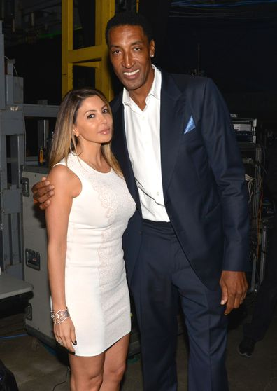Lara Pippen, Scottie Pippen, Market America World Conference 2016, Miami, Florida