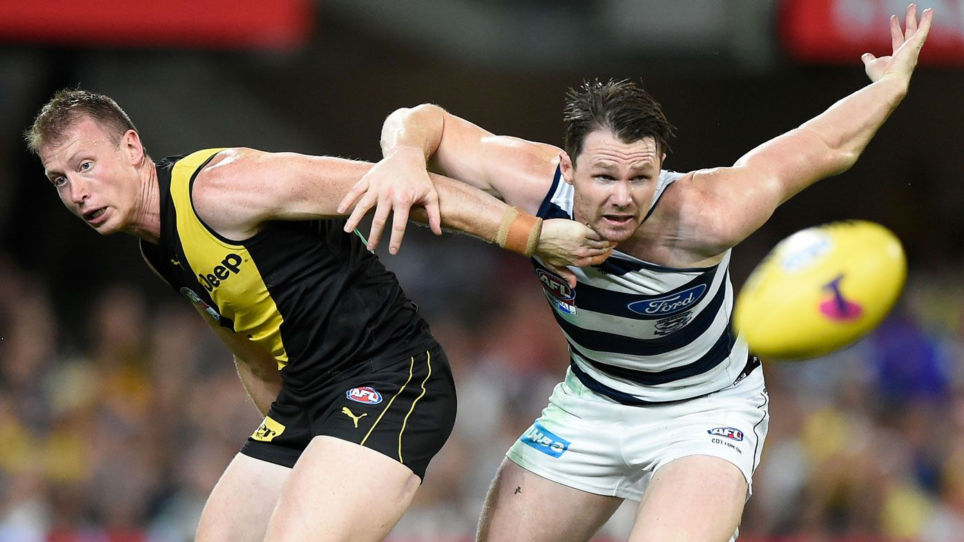Geelong's 'bleeding obvious' Grand Final blunder with Patrick Dangerfield criticised