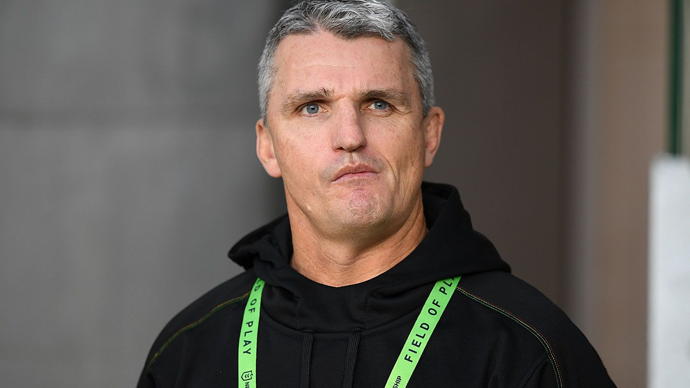 Embattled Ivan Cleary hits back at NRL critics after 'poor' Panthers game