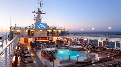 Azamara luxury cruise ship