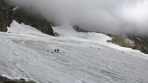 German hiker missing since 1987 found in Swiss glacier