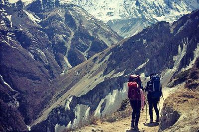 <strong>Annapurna Circuit, Nepal&nbsp;</strong>
