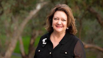 1. Gina Rinehart