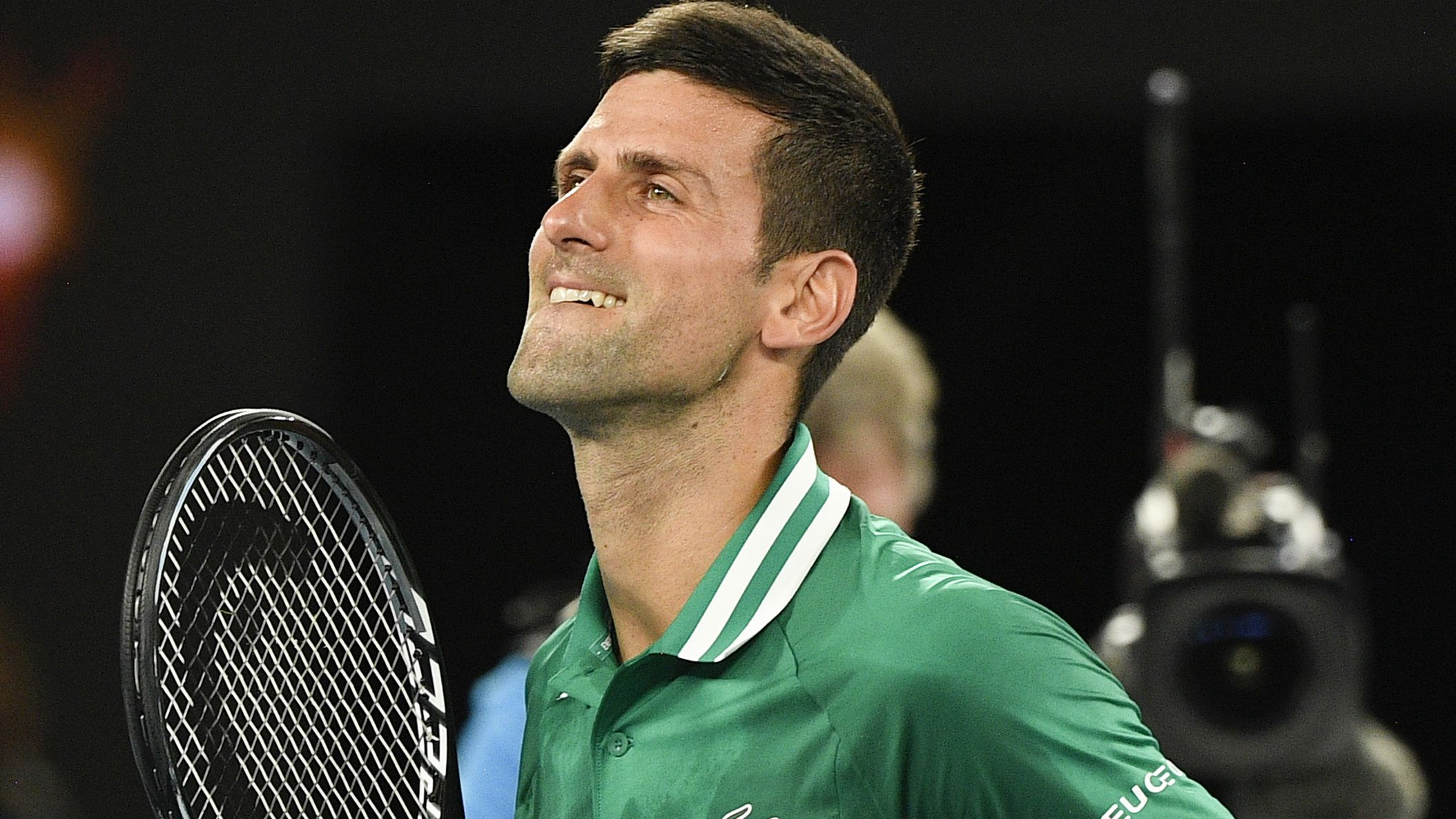 EXCLUSIVE: Australian great says Novak Djokovic has been 'hard done by' in Melbourne