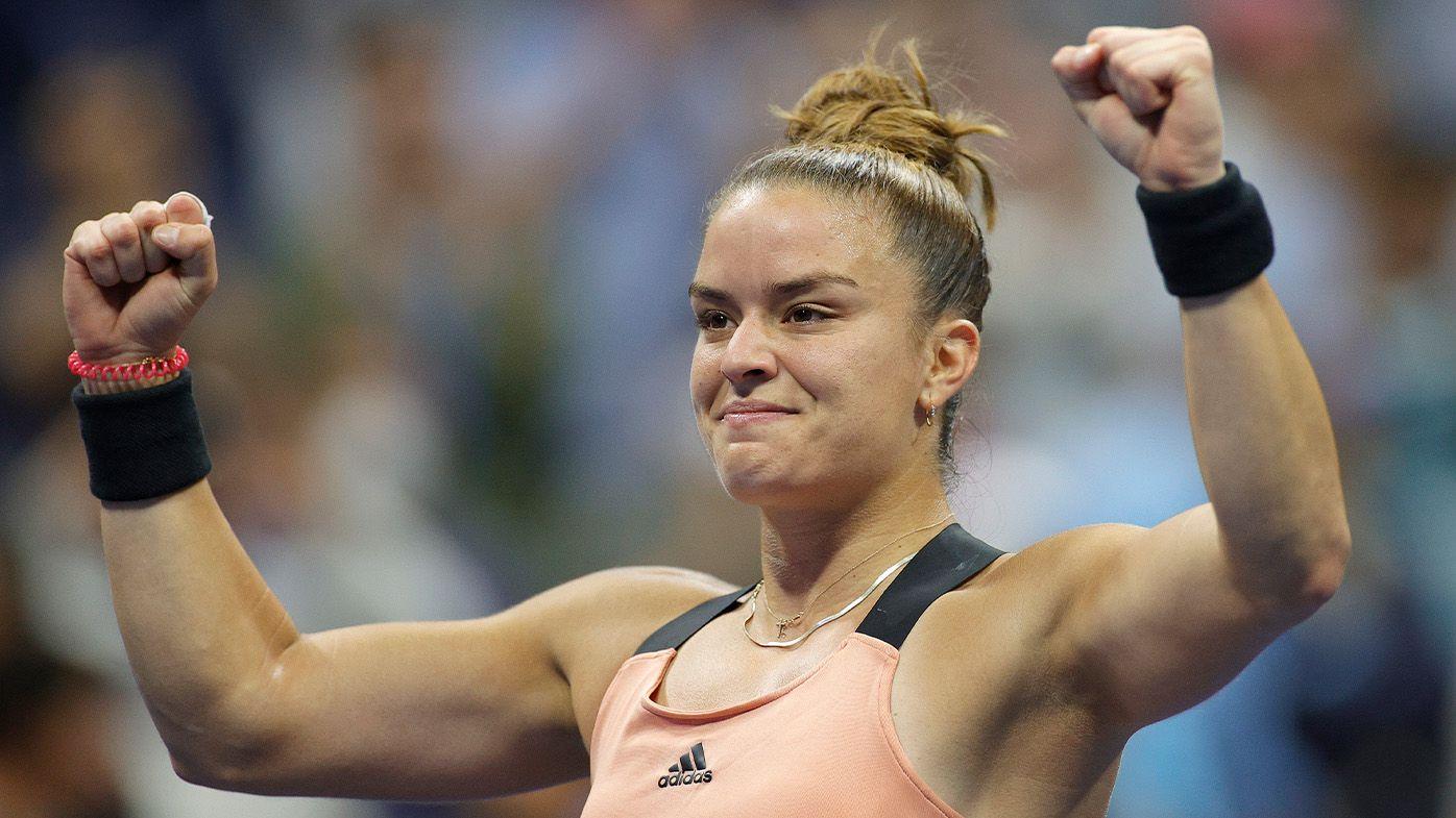 Maria Sakkari trumps Bianca Andreescu in epic three-set US Open marathon