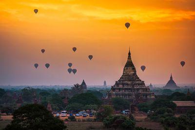 <strong>Bagan,Myanmar</strong>