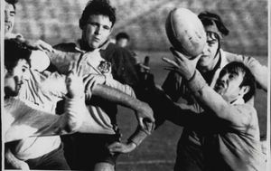 Former rugby star Dr Mick Barry drowns on Gold Coast
