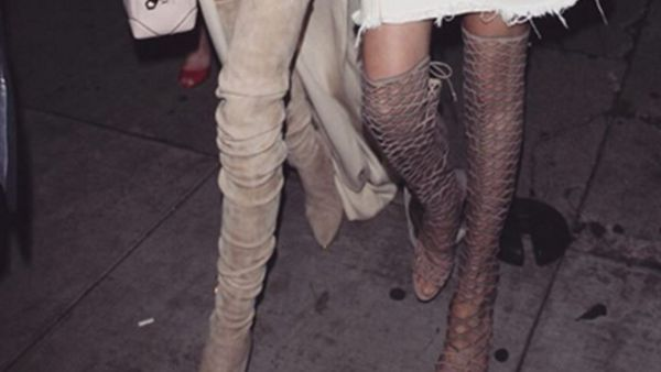 fd038306dbff Kendall Jenner demonstrates how to wear your slip well into autumn ...