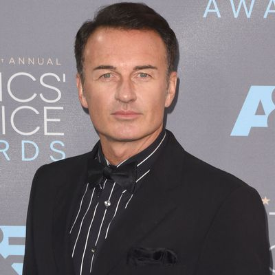 Julian McMahon: Now