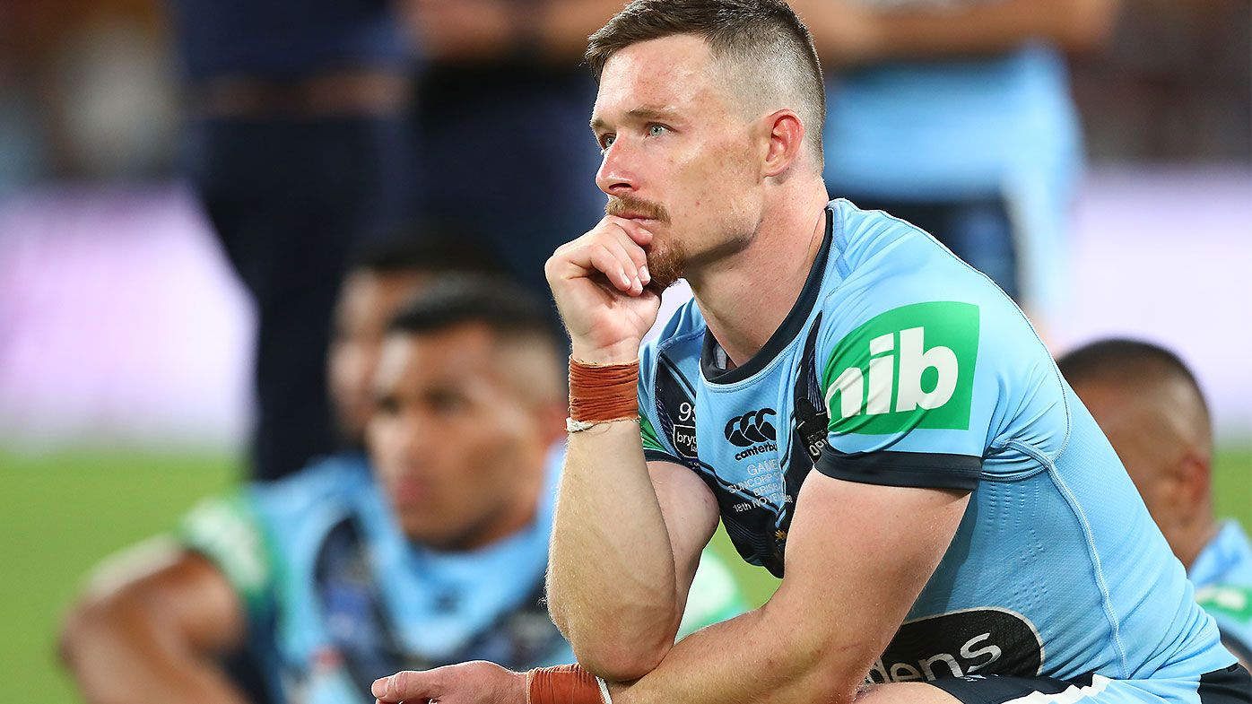 'No excuses': Brad Fittler puts heat on Damien Cook as race for Blues No.9 jersey heats up