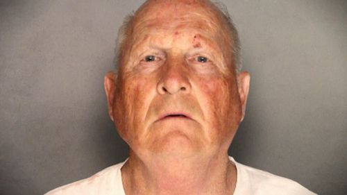Joseph DeAngelo, the Golden State Killer. Picture: 60 Minutes