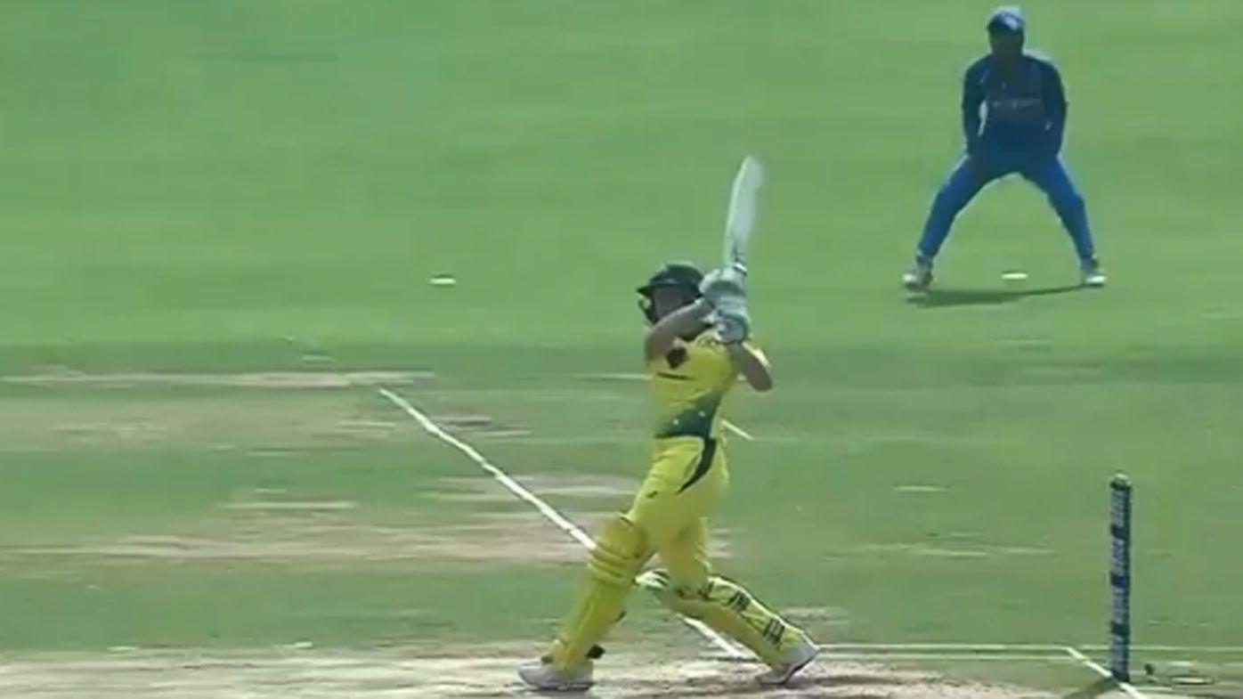Alyssa Healey scores maiden ODI ton as Australian women claim ODI series whitewash against India