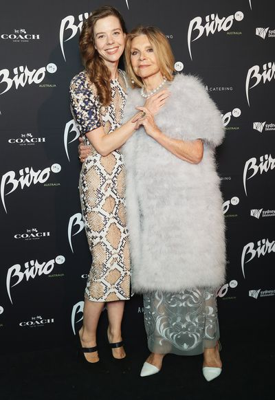<p>Carla Zampatti and Allegra Spender</p> <p>The empress of Australian fashion, 75-year-old Carla Zampatti, produced her first collection of luxury clothing in 1965. Zampatti opened her first boutique in Surry Hills in 1972 and the rest is history.</p> <p>The label remains one of Australia's most recognisable, loved and reliable fashion brands and it's not all just due to Zampatti's elegant designs. </p> <p>Carla Zampatti is one of the few Australian brands that continues to produce its apparel on home soil, something her daughter Bianca Spender also adheres to with her own eponymous launch which launched in 2007.</p>