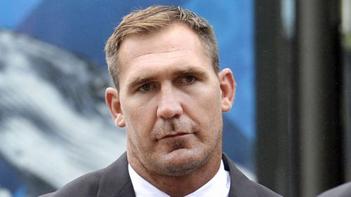 Bolton was accused of assaulting a woman at a Bondi Beach bar in May 2018 after a game in Sydney.