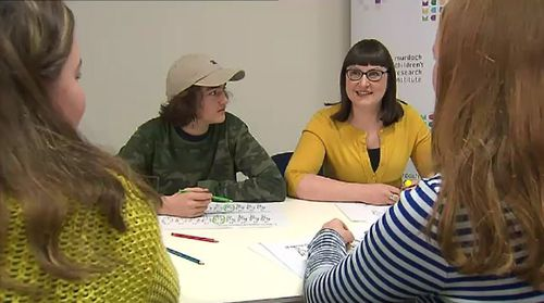 Students who undertook the survey were asked to assess their own body shape, with 'a good proportion' of participants ultimately wanting a thinner body.