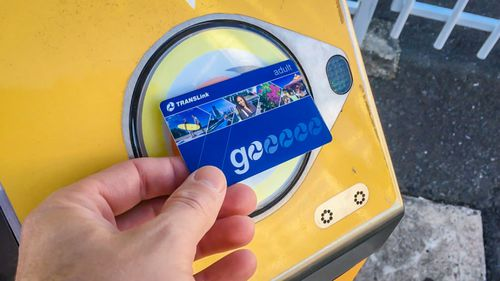 The Go Card will no longer be the only way to pay for public transport. Picture: Supplied