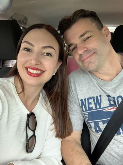 Natalie Oliveri complains about husband Jason not cooking