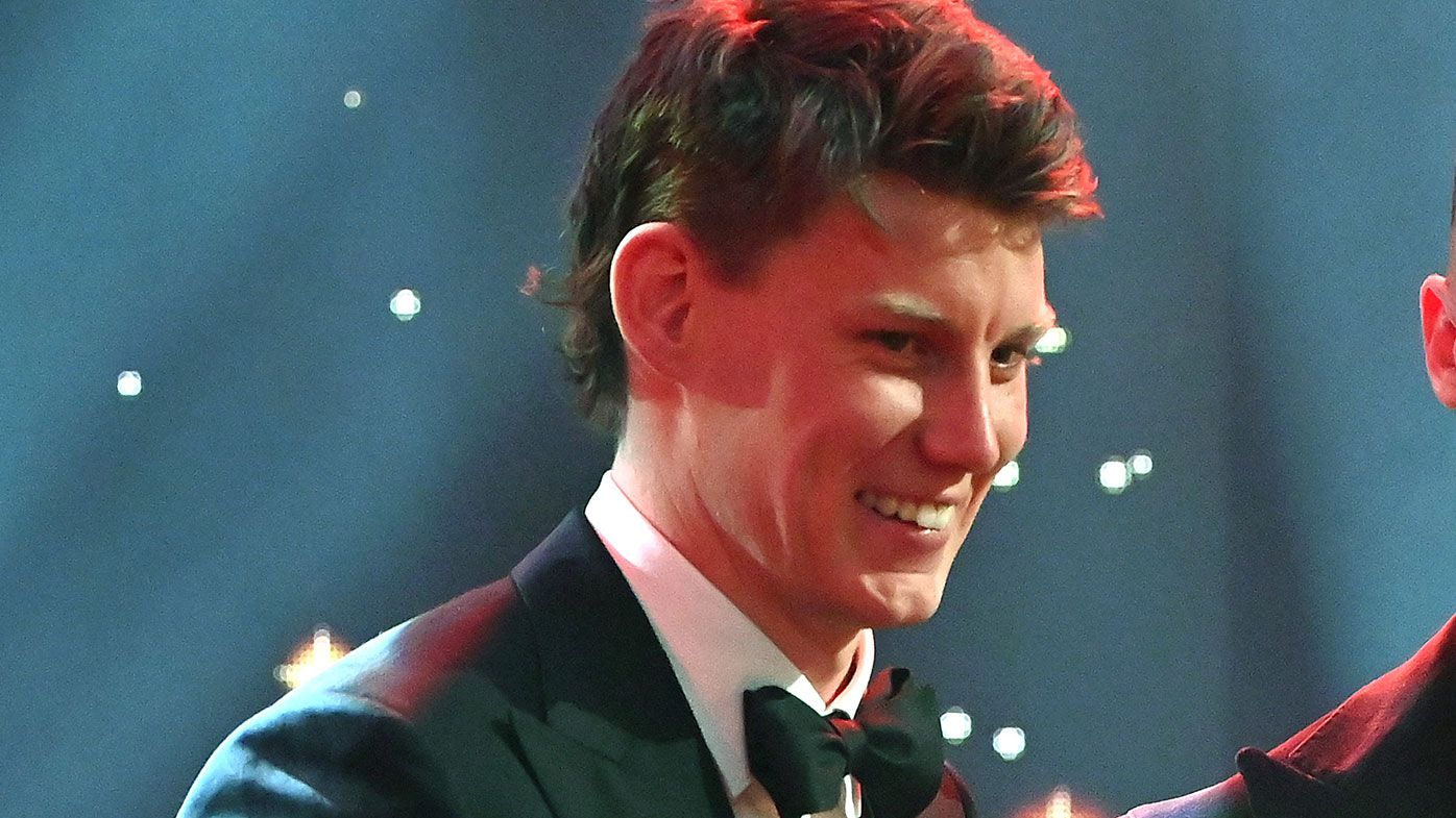 Walsh's near Brownlow triumph stuns AFL world