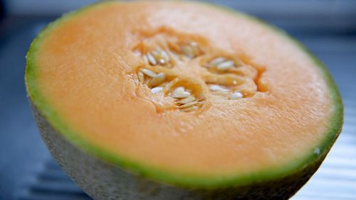 All rockmelons that were available during the listeria outbreak in February were destroyed and Rombola will recommence supply this week.